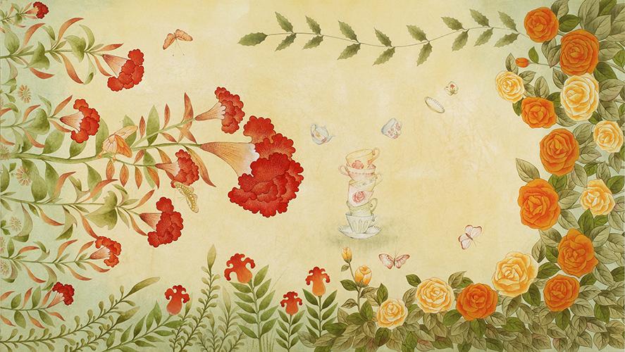 엄마의 정원 1