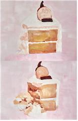 어떤 케이크가 더 달콤해 보이는가