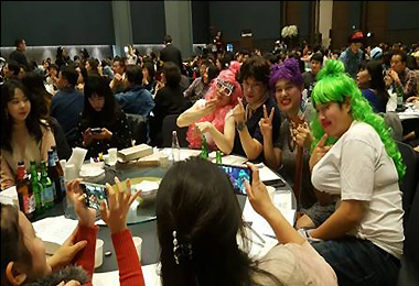 총학생회 주최 페스티벌